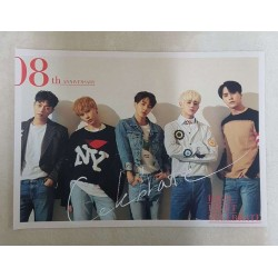 K-POP Highlight 2nd Mini Album [CELEBRATE] A Ver. OFFICIAL POSTER -NEW-